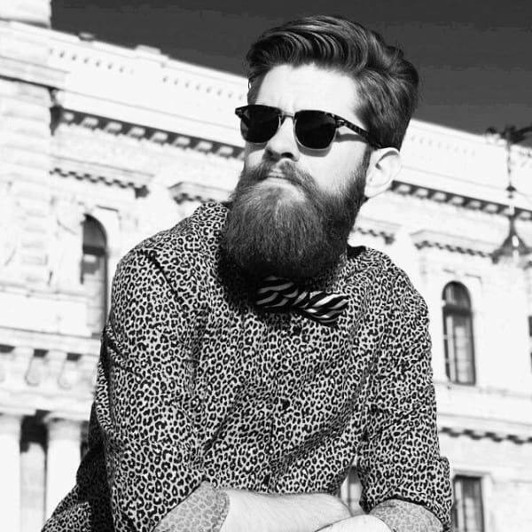 Classic Medium Length Hair Styles For Men
