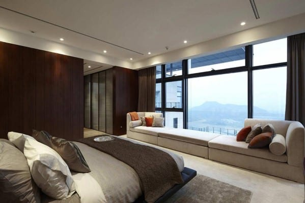 luxury modern bedroom ideas