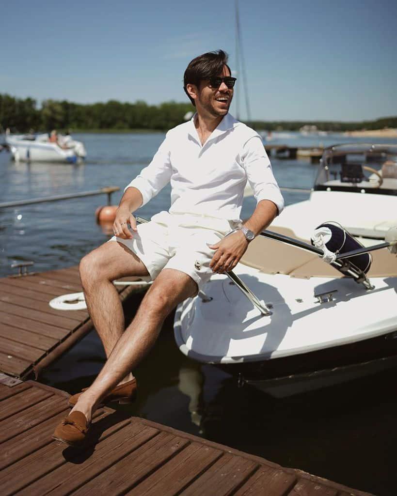 Vêtements pour hommes de style classique