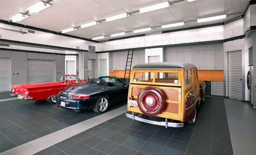 Classic Tile Garage Flooring Options