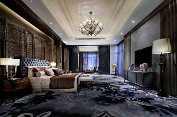 carpeted floor bedroom flooring ideas