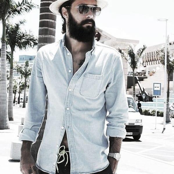 Classy Beard Stlye Ideas For Gentlemen