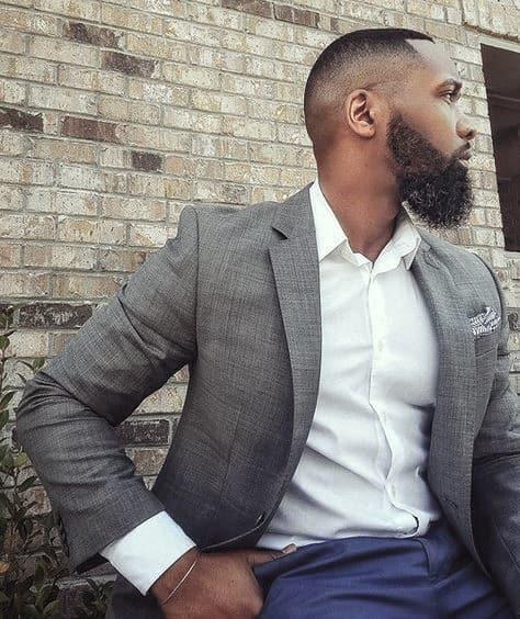 Classy Beard Style Ideas For Black Guys