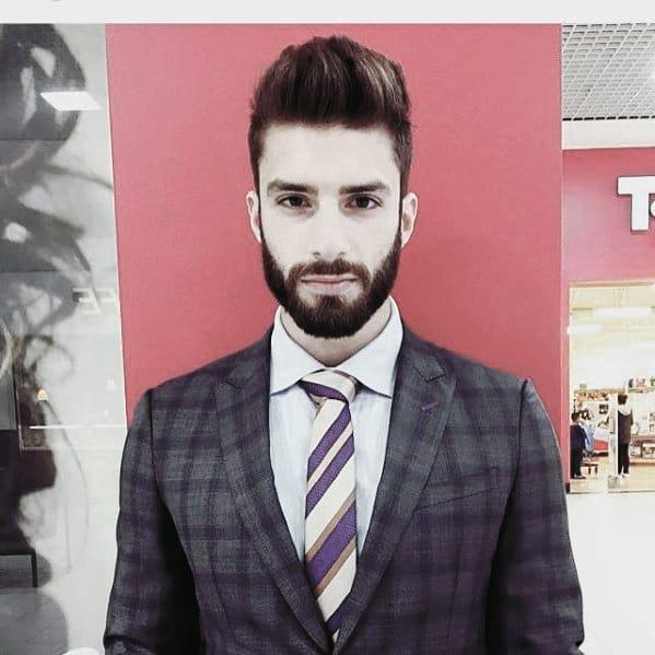 Classy Beard Style Inspiration For Men