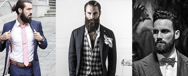 Classy Beard Styles For Men