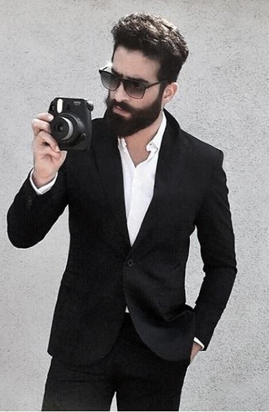 Classy Beard Styles Guys