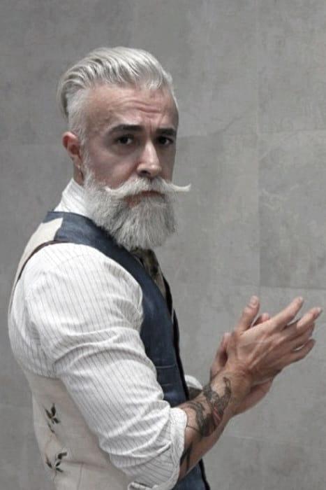 Classy Beard Styles Men