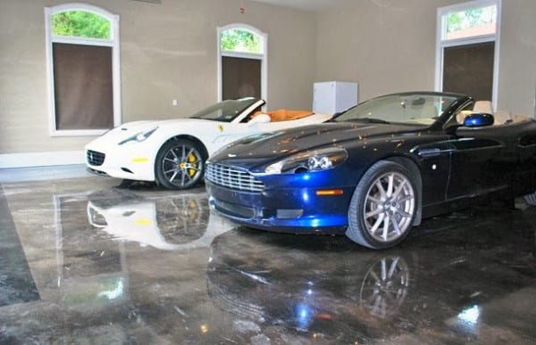 Classy Epoxy Floors For Garages