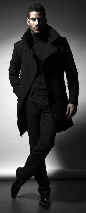 Classy Fall All Black Outfits Mens Syle Ideas