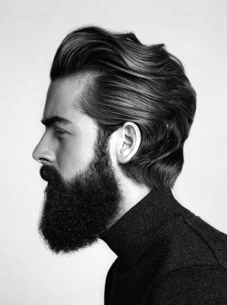 Classy Long Hairstyles For Men