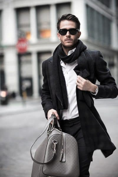 Classy Male Fall Outfits Styles