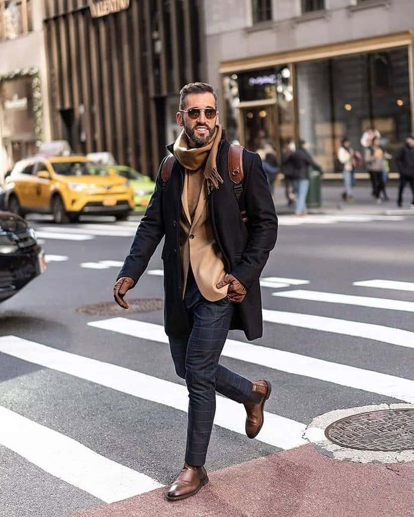 Classy Mens Street Wear Style