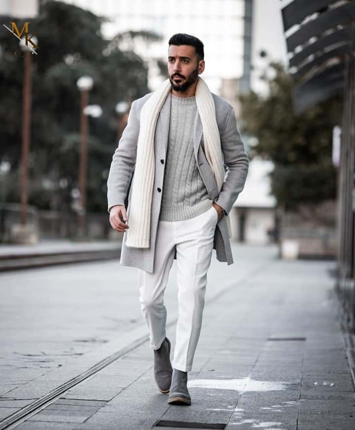Classy Neutral Outfit