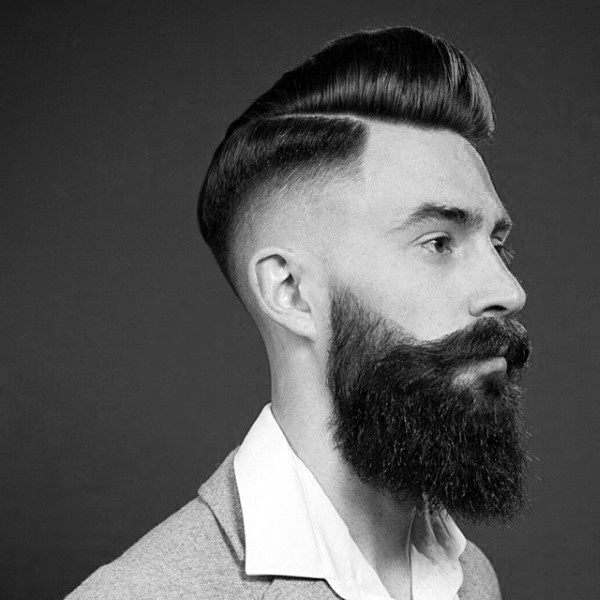 Skin Fade Haircut For Men 75 Sharp Masculine Styles