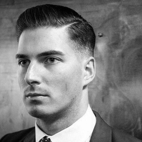 Classy Professional Mid Taper Fade Haircut Men