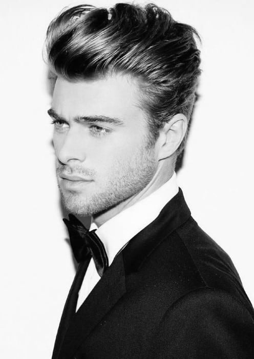 Classy Quiff Haircut For Guys