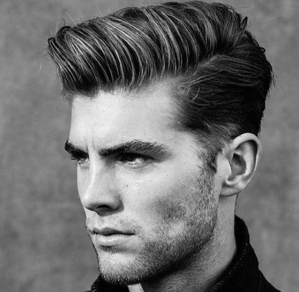 Classy Short Haircuts For Men With Thick Hair