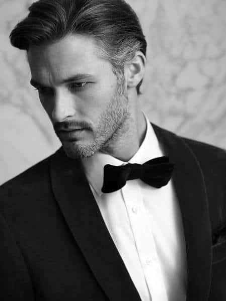 Classy Short Hairstyles For Men
