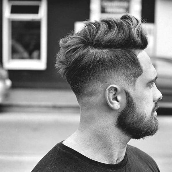Classy Stylish Men Haircuts