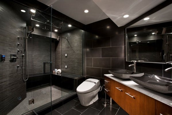 Gentil Clean Bathroom Designs. Clean Modern Menu0027s Bathroom