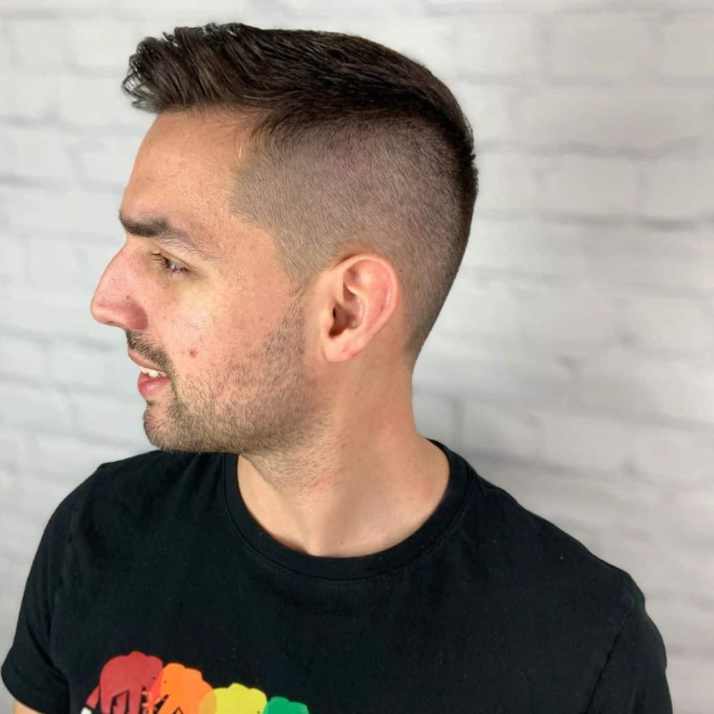 Clean Cut Hairstyle