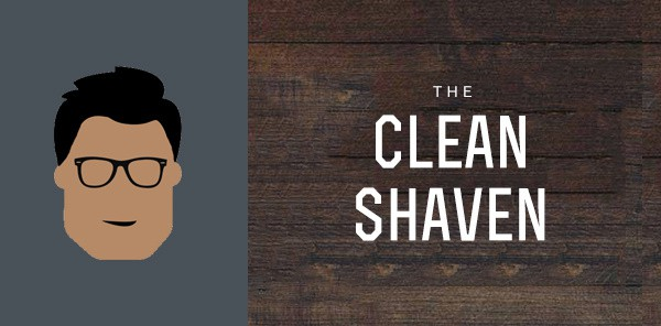 Clean Shaven Facial Hair Types