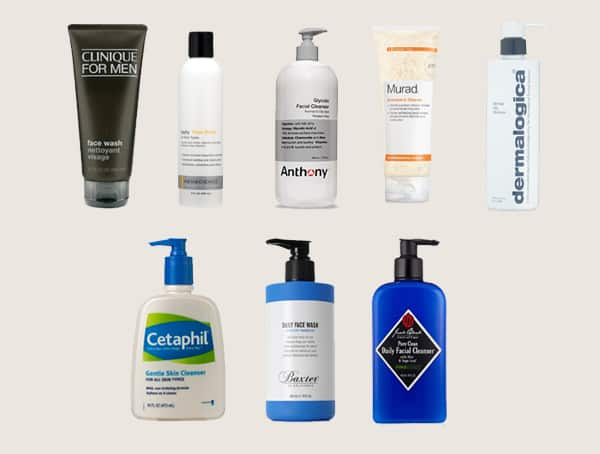Cleanser Skincare Tips For Men
