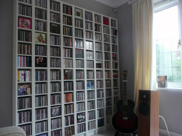 Exceptionnel Clever Dvd Storage Ideas