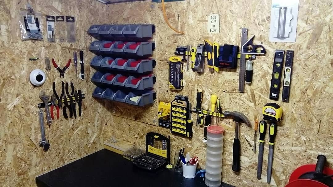 clever shed storage ideas scottydoocreations