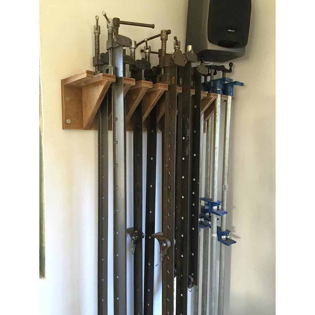 clever shed storage ideas tjp_carpentry