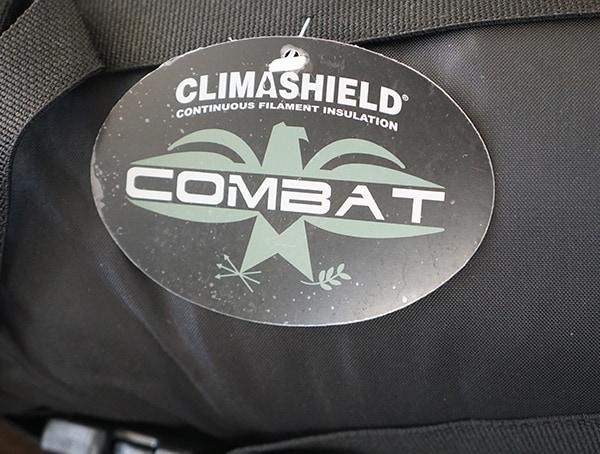 Climashield Combat Kelty Tactical 30 Degree Field Sleeping Bag