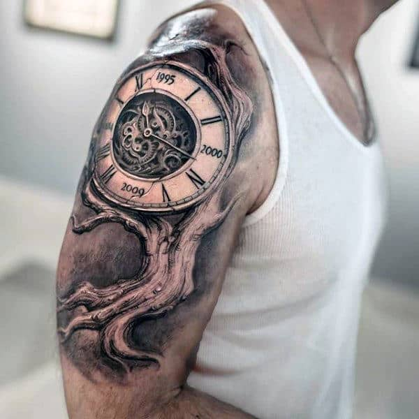 Top 71 Steampunk Tattoo Ideas 2020 Inspiration Guide