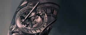 80 Clock Tattoo Designs For Men – Timeless Ink Ideas