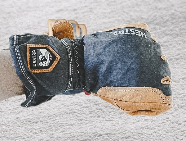 Closed Fist Hestra Alpine Pro Narvik Wool Terry Gloves Review