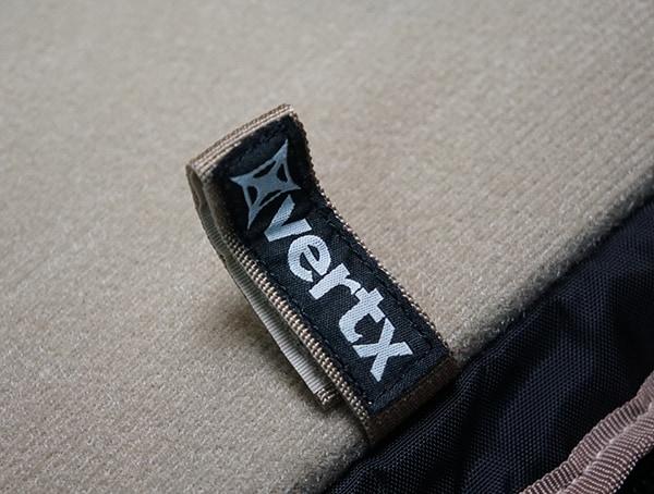 Closed Interior Velcro Hanger Vertx Edc Gamut Plus Backpack