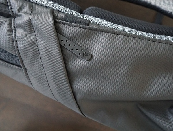 Closed Zipper Pockets On Side Of Bag Smarter Than Most Myth Backpack