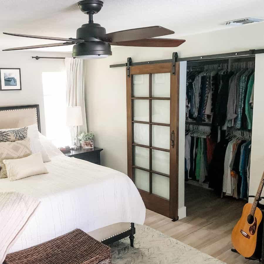 the top 75 bedroom closet ideas - interior home and design