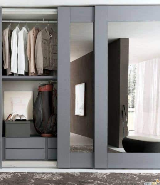 Closet Door Design Ideas
