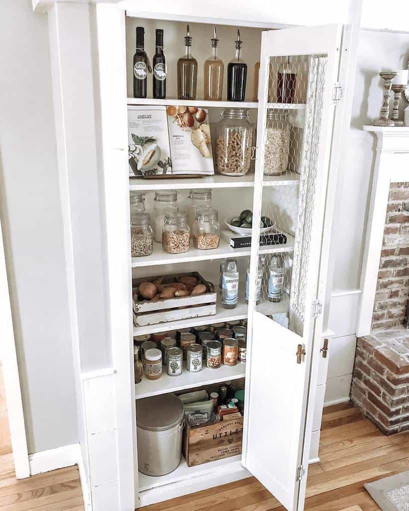 closet kitchen organization ideas built.on.love