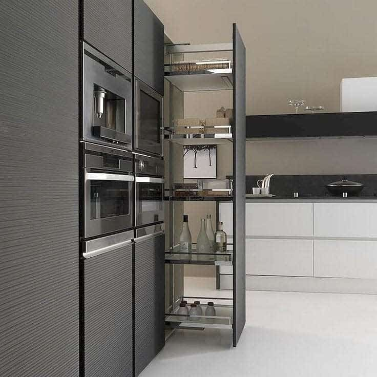 closet kitchen organization ideas justhomecomfort