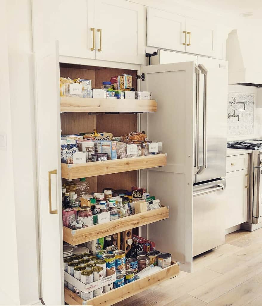 closet kitchen organization ideas lkdsign