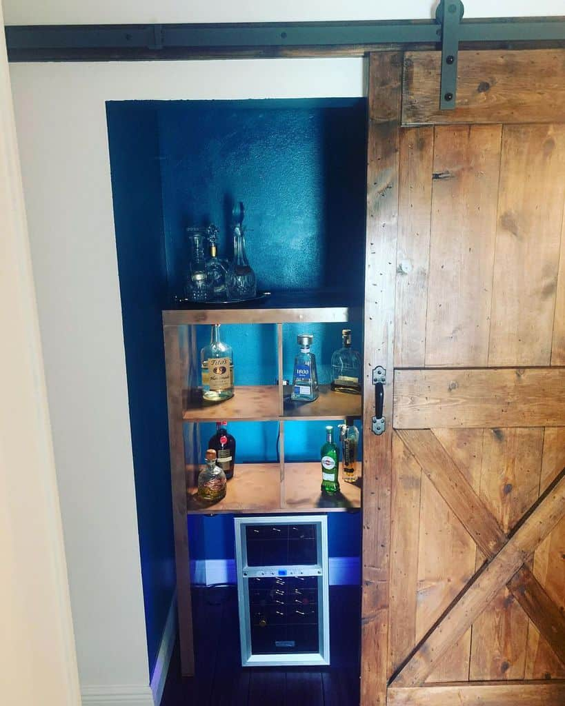 closet liquor cabinet ideas ros2684