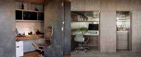 Top 40 Best Closet Office Ideas – Small Work Space Designs