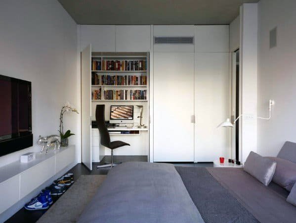 Closet Office Interior Design