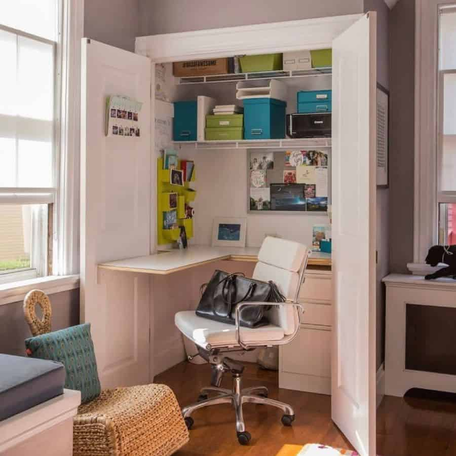 closet office storage ideas dchcontractors