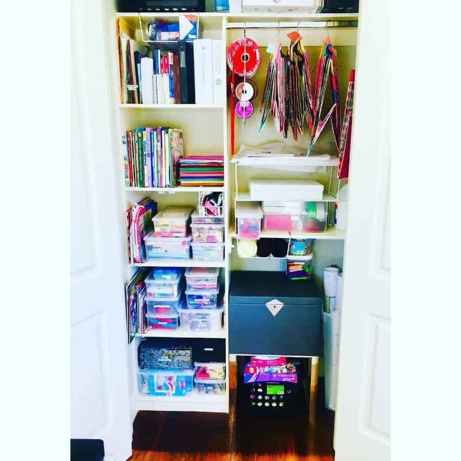 closet office storage ideas shipshape_la