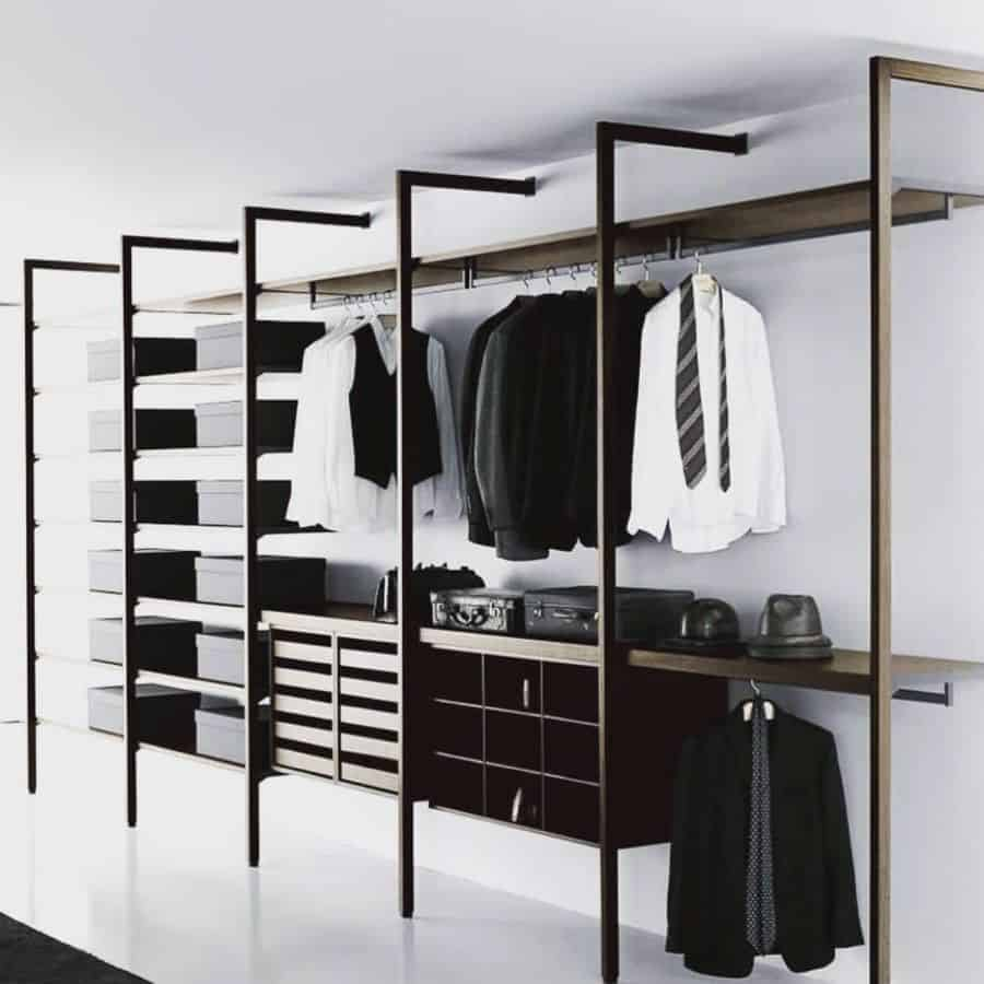 modern bedroom closet ideas