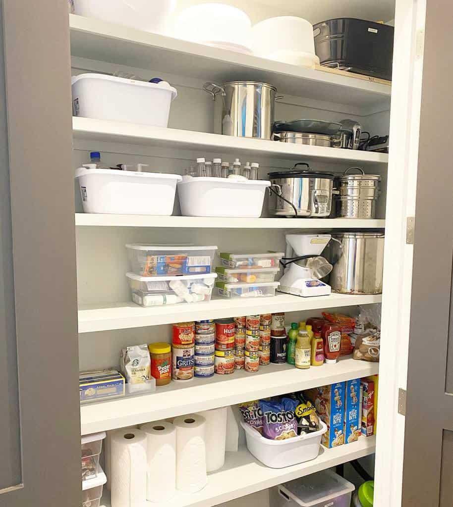 closet small pantry ideas 2 lessisliving