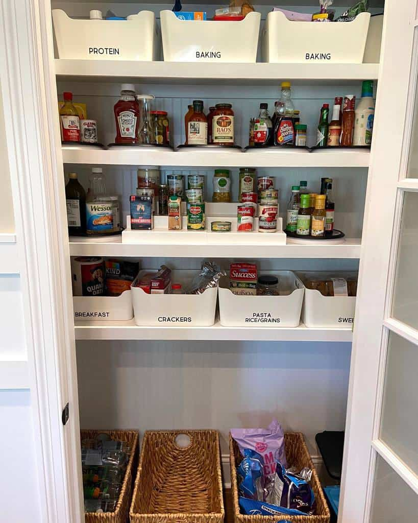 closet small pantry ideas thehomesanctuary