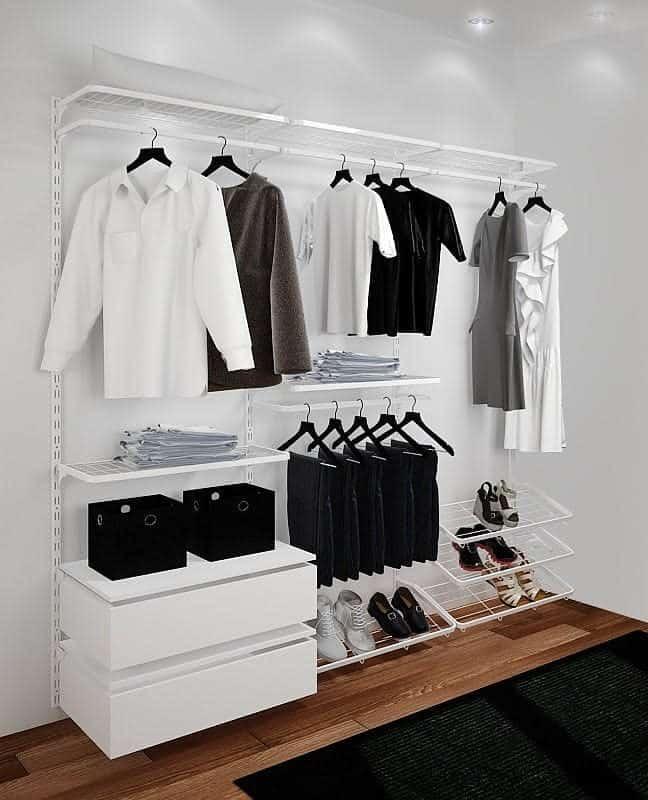 closet storage ideas organizecomdicarlo